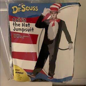 Dr Seuss Cat in the Hat Halloween Costume